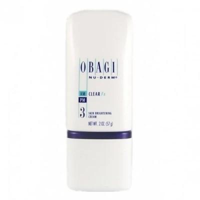 オバジ ニューダーム クリアFX 2oz/57g OBAGI NU-DERM CLEAR FX Skin Brightening Cream