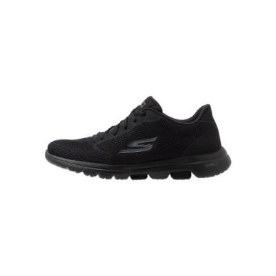 スケッチャーズ レディース スポーツ用品 GO WALK 5 - Walking trainers - black