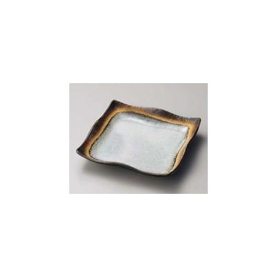 和食器 ト183-227 アカネ23cm正角皿