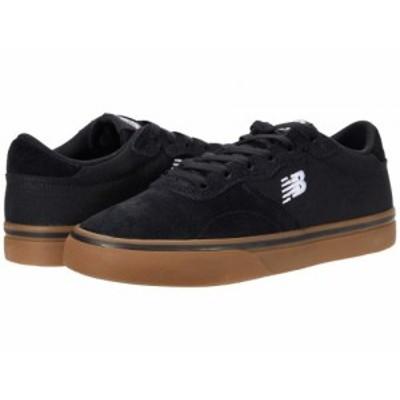 New Balance Numeric ニューバランス メンズ 男性用 シューズ 靴 スニーカー 運動靴 All Coasts 232 Black/Gum【送料無料】