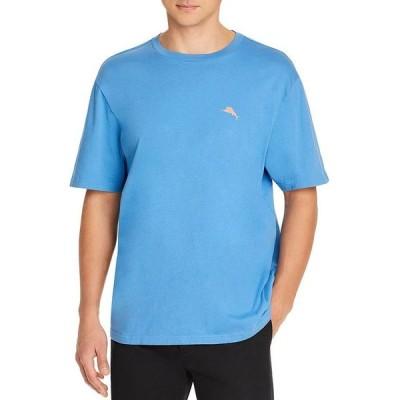 トッミーバハマ メンズ Tシャツ トップス Front Bay Crewneck Tee