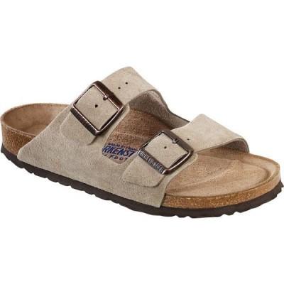 ビルケンシュトック レディース サンダル シューズ Arizona Soft Footbed Suede Sandal - Women's