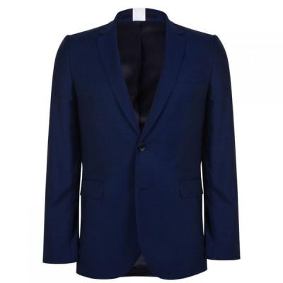 ポールスミス Paul Smith Tailoring メンズ スーツ・ジャケット アウター PS SB2 Tonic Jkt Sn00 Blue