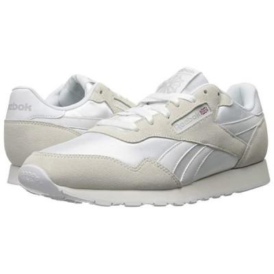 リーボック Royal Nylon メンズ スニーカー 靴 シューズ White/White/Steel