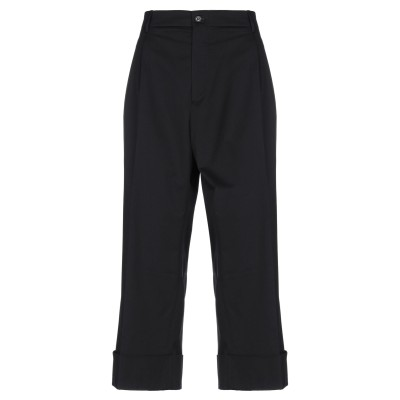 ベルウィッチ BERWICH パンツ ブラック 44 コットン 97% / ポリウレタン 3% パンツ