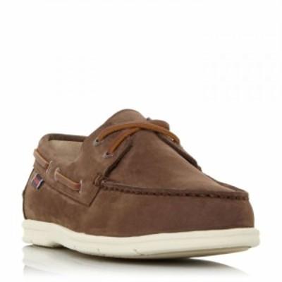 セバゴ Sebago メンズ シューズ・靴 Naples Nbk Sn13 Brown