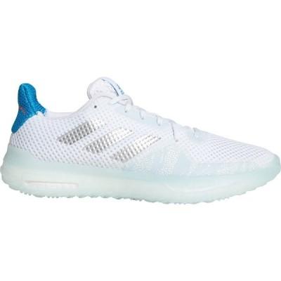 アディダス スニーカー シューズ メンズ adidas Men's FitBoost Trainer Training Shoes White/Silver