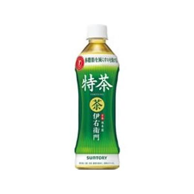 サントリー/緑茶 伊右衛門 特茶(特定保健用食品) 500ml