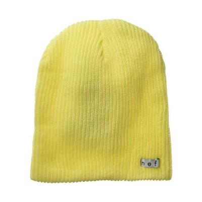 NEFF HAT メンズ US サイズ: One Size カラー: イエロー【並行輸入品】