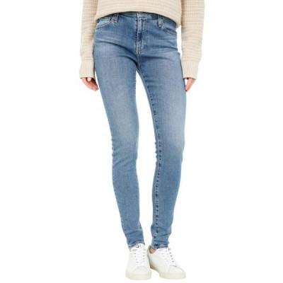 レディース パンツ Farrah High-Rise Skinny Ankle in Cielo