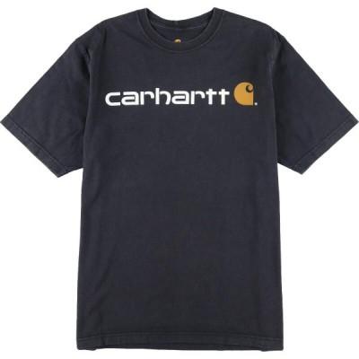 カーハート Carhartt ORIGINAL FIT 半袖 プリントTシャツ メンズL /eaa158662