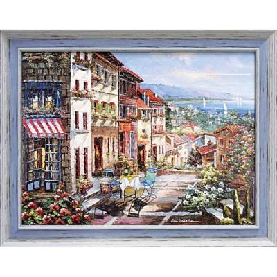 絵画 シャーリー ハチェット ボーマン「リメンバー イタリー1」 絵画 壁掛け 壁飾り インテリア