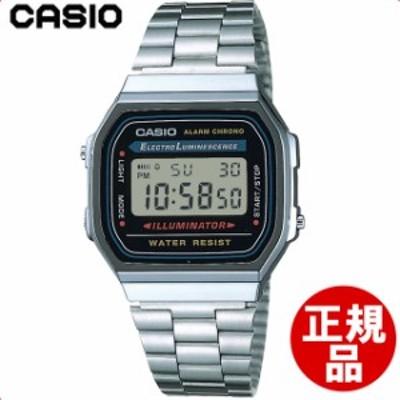 カシオ CASIO 腕時計 カシオ コレクション A168WA-1A2WJR メンズ シルバー 旧製品名A168WA-1