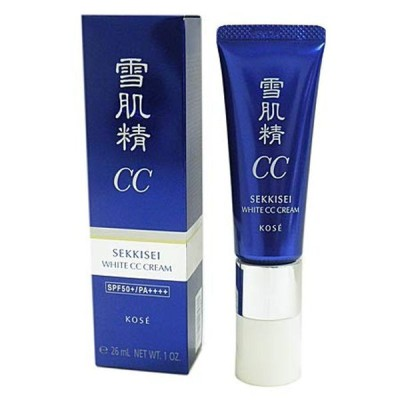 コーセー 雪肌精 ホワイト CCクリーム 30g 01 やや明るい自然な肌色 [並行輸入品]