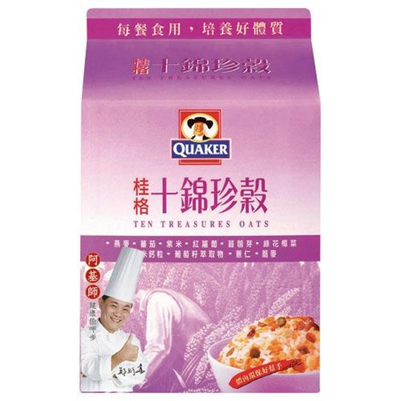 桂格十錦珍穀 1.7Kg