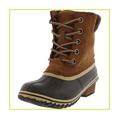 Sorel レディース スリムパック レースII 防水断熱ブーツ US サイズ: 7 カラー: ブラウン【並行輸入品】