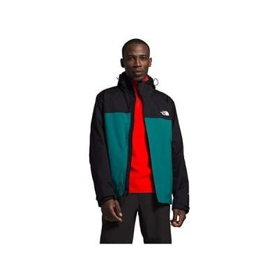 ザ・ノースフェイス Venture 2 Jacket メンズ コート アウター Fanfare Green/TNF Black