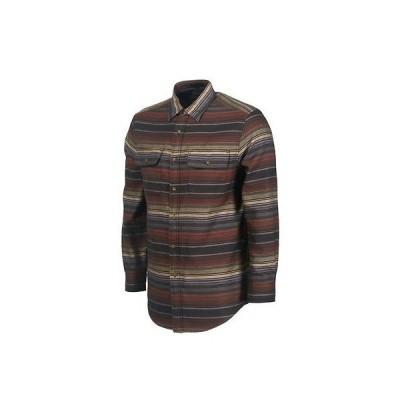 ウエスタン カウボーイ カジュアルシャツ トップス ペンドルトン Pendleton Western Shirt メンズ Fitted Camber ストライプ L/S マルチ AA610
