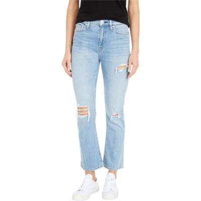 ハドソンジーンズ Hudson Jeans レディース ジーンズ・デニム ブーツカット ボトムス・パンツ Holly High-Rise Crop Bootcut in Brightside Brightside