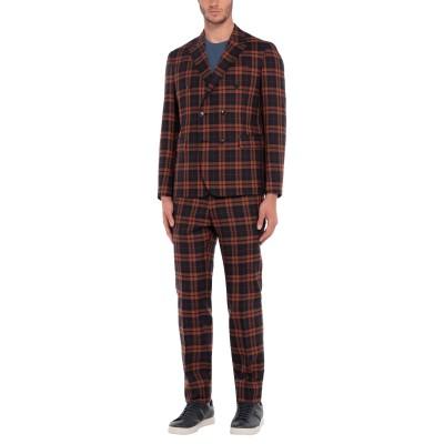 ブライアン デールズ BRIAN DALES スーツ ブラウン 46 ウール 100% スーツ