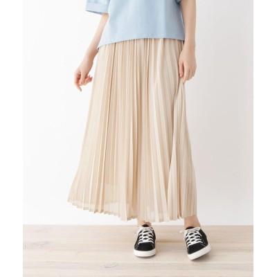 SHOO・LA・RUE/Cutie Blonde(シューラルー) 【M-L】プリーツロングスカート