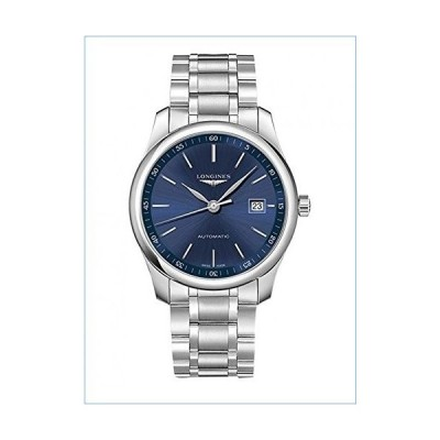 Longines Master 40MM Automatic Stainless Steel Blue Dial Men's L2.793.4.92.6並行輸入品