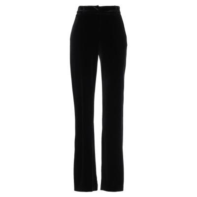 OLLA PARÉG パンツ ブラック 38 ポリエステル 92% / ポリウレタン 8% パンツ