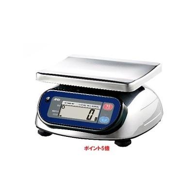 【ポイント5倍】 A&D 検定付きはかり 防塵・防水はかり SK-1000iWP (3区) (SK1000IWP-A3) (検定付)