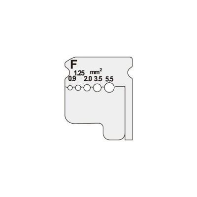 ジェフコム:ワイヤーストリッパー 替刃 型式:DIV-095KP