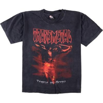 TRANSMETAL トランスメタル バンドTシャツ メンズM /eaa073267