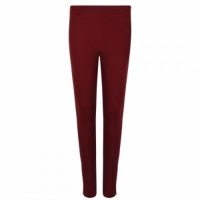 フレンチコネクション French Connection レディース スキニー・スリム ボトムス・パンツ Twill Skinny Trousers Rosso Red