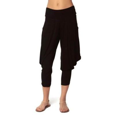 レディース 衣類 トップス Simplicitie Women's Soft Yoga Sports Dance Harem Pants - Made in USA タンクトップ