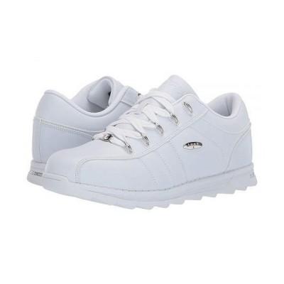 Lugz ラグズ メンズ 男性用 シューズ 靴 スニーカー 運動靴 Charger II - White