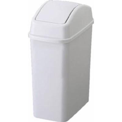 TRUSCO スイングペール 5.2L グレー【TPRA157】(清掃用品・ゴミ箱)