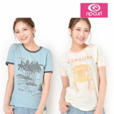 リップカール RIPCURL レディース Tシャツ T03-300 プトント