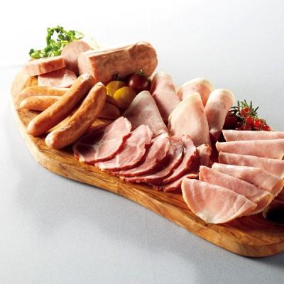 [筑波ハム]つくば豚自慢の詰合せギフト 牛肉・豚肉・鶏肉等