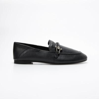 Pure2 Loafer / ピュア2ローファー (ブラックレザー)