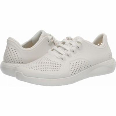 クロックス Crocs レディース シューズ・靴 LiteRide Pacer Almost White