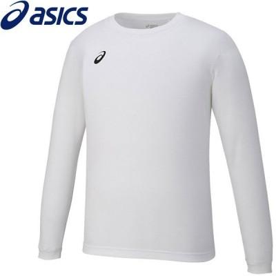 【メール便対応】アシックス トレ-ニングウェア メンズ ロングスリーブシャツ XA6189-0190