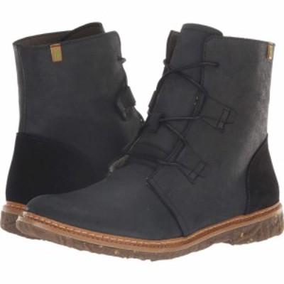 エル ナチュラリスタ El Naturalista レディース シューズ・靴 Angkor N5470 Black