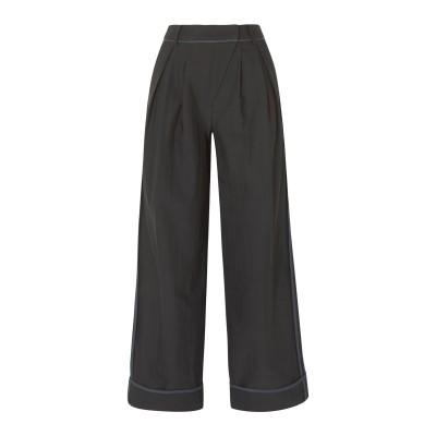 ANDERSSON BELL パンツ ブラック XS ポリエステル 61% / ウール 39% / レーヨン / コットン パンツ