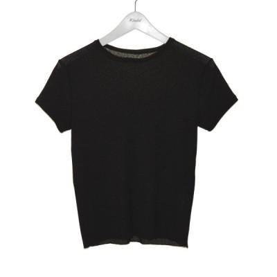 【4月12日値下】STUNNING LURE ヌディードライTシャツ ブラック サイズ:M (堀江店)