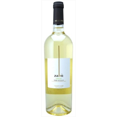 [2018] ザブ グリッロ 750ml 【ヴィニエティ ザブ】 白ワイン イタリア シチリア I.G.P. 辛口