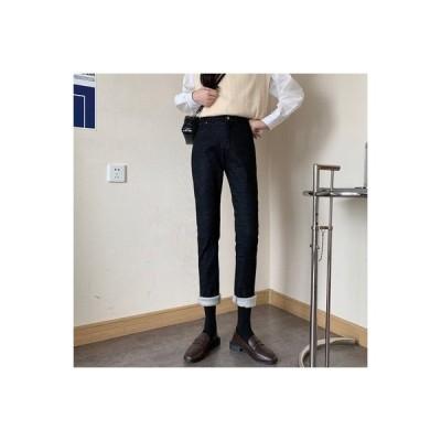【送料無料】ハイウエスト ストレッチ 女性のジーンズ 年 秋と冬のプラスベルベット | 364331_A63953-8649132