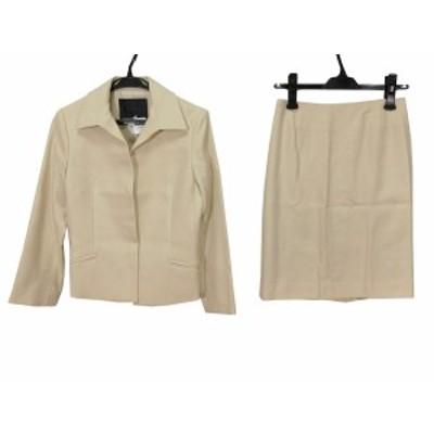 アンタイトル UNTITLED スカートスーツ サイズ2 M レディース アイボリー【中古】20200425