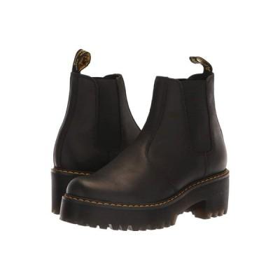ドクターマーチン Dr. Martens レディース ブーツ シューズ・靴 Rometty Sanguine Black Wyoming