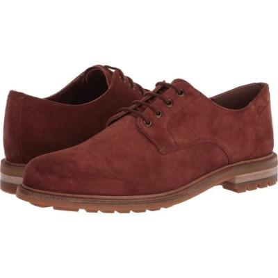 クラークス Clarks メンズ 革靴・ビジネスシューズ シューズ・靴 Foxwell Hall British Tan Suede