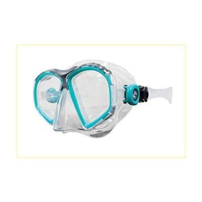 Sherwood Vida Premium Scuba and Snorkeling Mask with Quick Disconnect Buckles - Tiffany【並行輸入品】