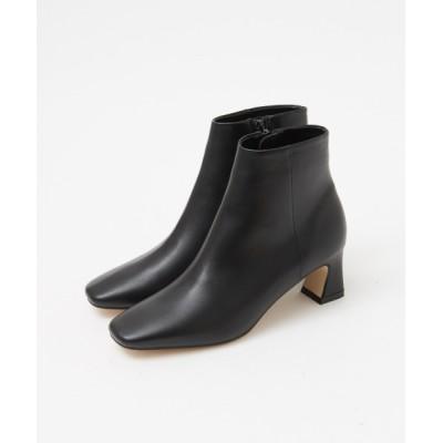 ABAHOUSE PICHE / 【WEB限定】スクエアトゥブーツ WOMEN シューズ > ブーツ