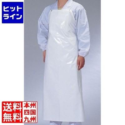 カルツ 胸付前掛 芯付・ヒモ無 SME5701